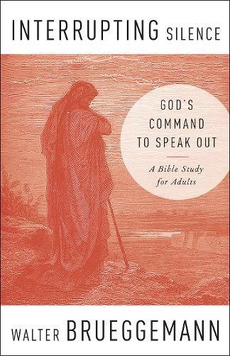 Interrupting Silence: God's Command to Speak Out